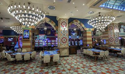 Unlu Kibris Casino Otelleri